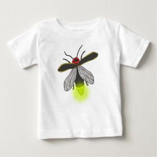 lightning bug flight lit baby T-Shirt