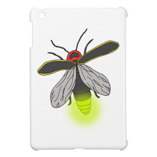 lightning bug flight lit iPad mini cases