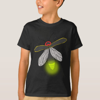 lightning bug flight lit T-Shirt