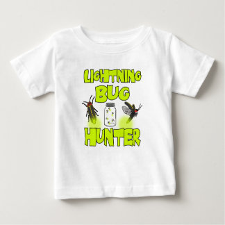 lightning bug hunter baby T-Shirt