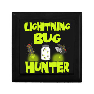 lightning bug hunter gift box