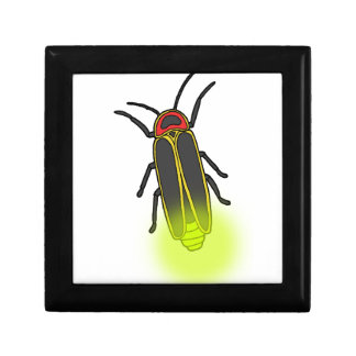 lightning bug lit gift box