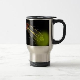 lightning bug lit travel mug