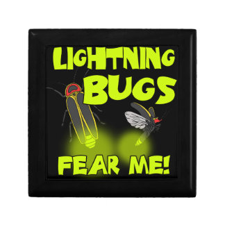 Lightning Bugs fear me Gift Box