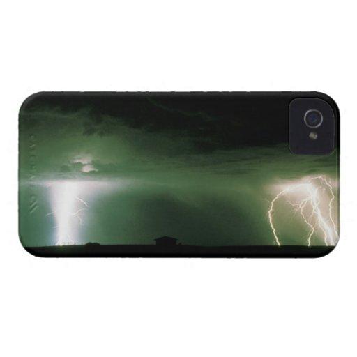 Lightning. Blackberry Cases