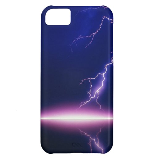 Lightning iPhone 5C Case