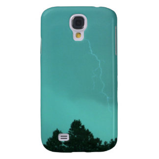 Lightning Galaxy S4 Cover