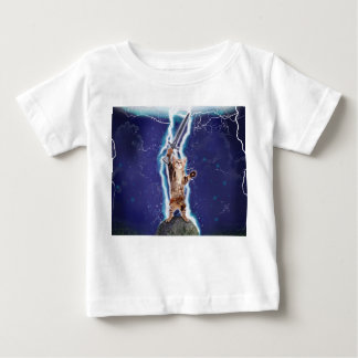 Lightning Cat Baby T-Shirt