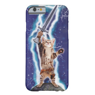 Lightning Cat Barely There iPhone 6 Case