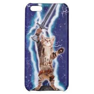Lightning Cat Case For iPhone 5C