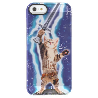 Lightning Cat Permafrost® iPhone SE/5/5s Case
