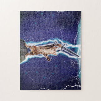 Lightning Cat Puzzles