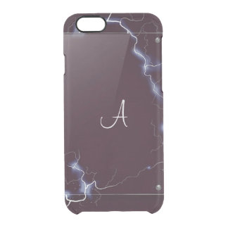 Lightning Clear iPhone 6/6S Case