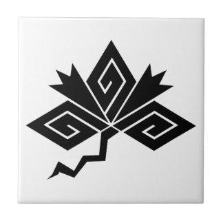 Lightning crane tile
