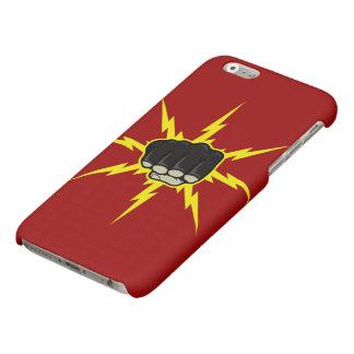 Lightning fist MMA Punch iPhone 6 case