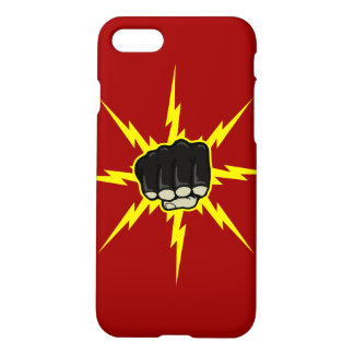 Lightning fist MMA Punch iPhone 7 case