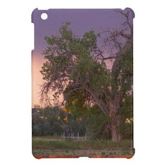 Lightning In The Woods iPad Mini Case
