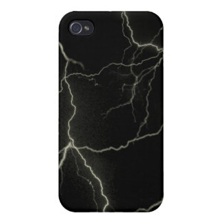 Lightning iPhone 4 Cover