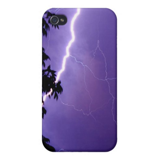 Lightning iPhone 4/4S Cases