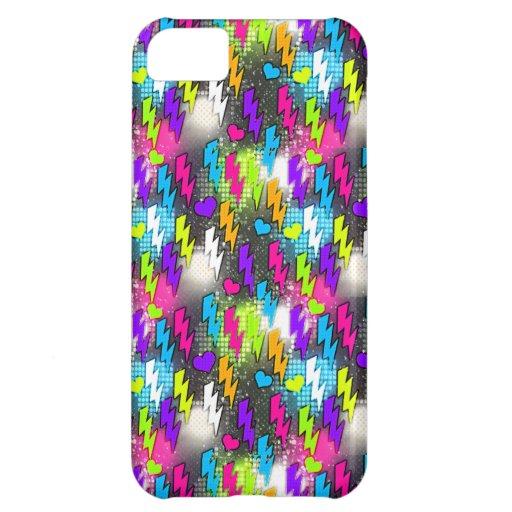 Lightning iPhone Case iPhone 5C Case