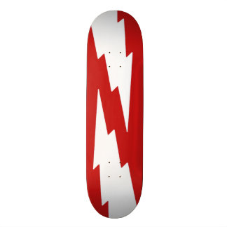 Lightning Jack Jumper Deck Custom Skateboard