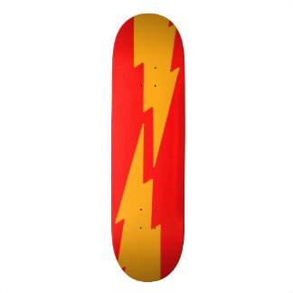 Lightning Jack Speed Custom Speed Slider Board Skate Decks
