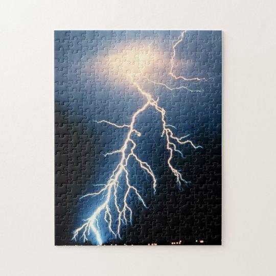 Lightning Jigsaw Puzzle