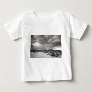 Lightning Joshua Tree B&W Baby T-Shirt