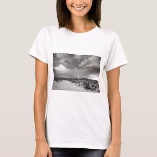 Lightning Joshua Tree B&W T-Shirt