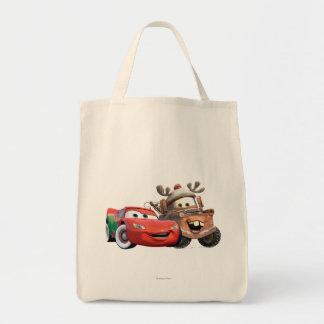 Lightning & Mater Tote Bag