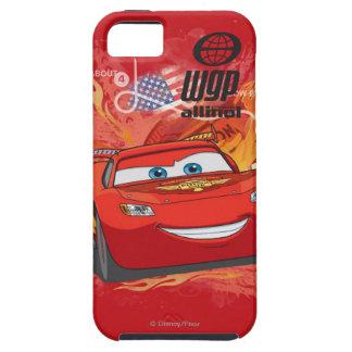 Lightning McQueen  - Piston Cup Champion iPhone 5 Cases