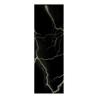 Lightning Mini Business Card