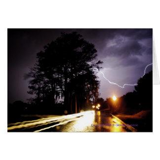 Lightning Note Cards