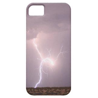 Lightning over the IWV Case