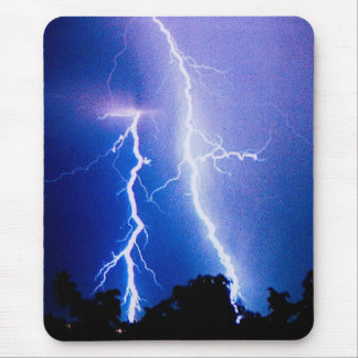 Lightning Pad Mouse Pad