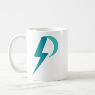 Lightning Path Logo Mug
