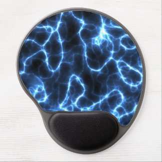 Lightning Pattern Gel Mouse Pad