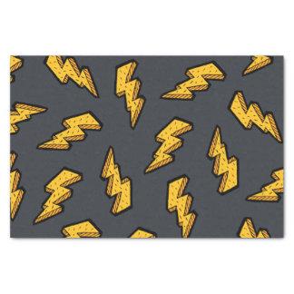 Lightning Pattern Tissue Paper