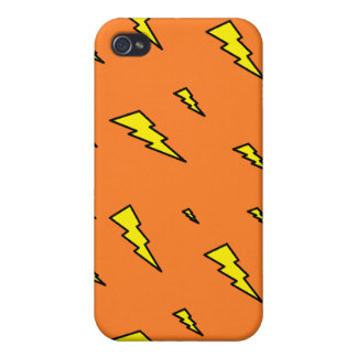 Lightning Rain iPhone 4/4S Cover