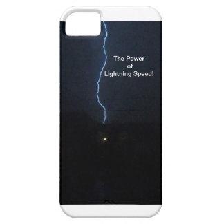 Lightning Speed! iPhone 5 Case