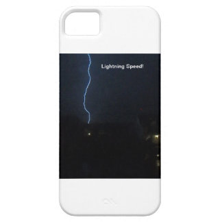 Lightning Speed iPhone 5 Cases
