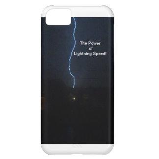 Lightning Speed! iPhone 5C Cover