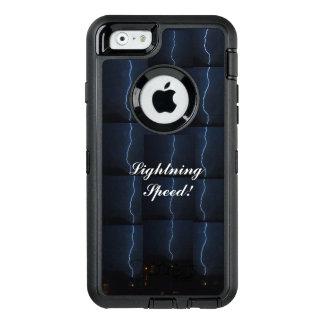 """Lightning Speed!"" Ottobox Case"