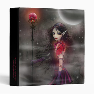 Lightning Stone Gothic Fairy Dragon Binder