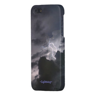 Lightning Storm clouds iPhone 5/5s Case