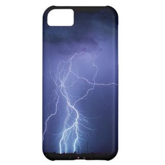 Lightning Strike 3 iPhone 5C Case