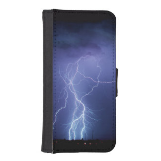 Lightning Strike 3 Phone Wallet Cases