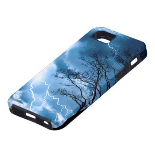 Lightning Strike iPhone 5 Covers