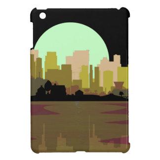 Lightning Strike City Case For The iPad Mini