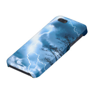 Lightning Strike iPhone 5/5S Cover